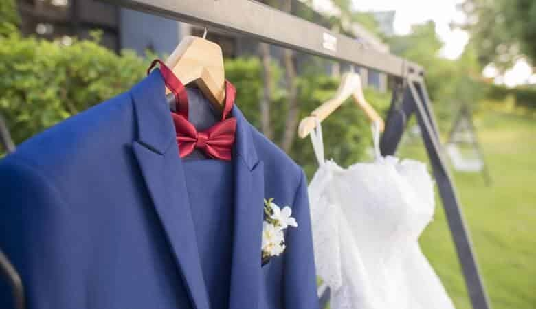Groom's Suit Cleaning & Alterations in Swindon